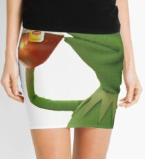 But that's none of my business Mini Skirt