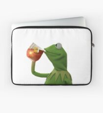 But that's none of my business Laptop Sleeve