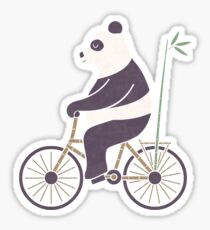 My Bamboo Bicycle Sticker