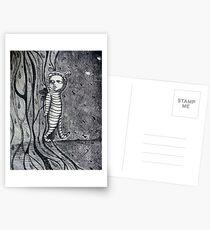 A wonderer Postcards