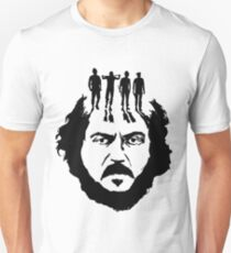 Stanley Kubrick and his droogs! Unisex T-Shirt