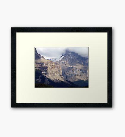 Rock-Climbers Delight Framed Print
