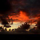 Low Cloud Sunrise by GedTKirk