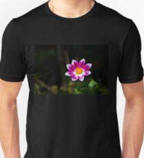 Vivid Flower Slim Fit T-Shirt