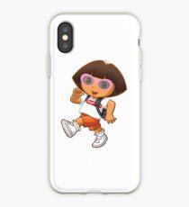Schlag Dora iPhone-Hülle & Cover