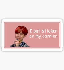 J-hope Sticker Sticker