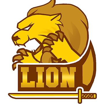 Go Lion Clan! by RhiMcCullough