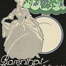 Vintage Rosenthal Porcelain  Advertisement by edsimoneit