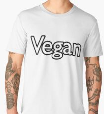 Vegan Men's Premium T-Shirt