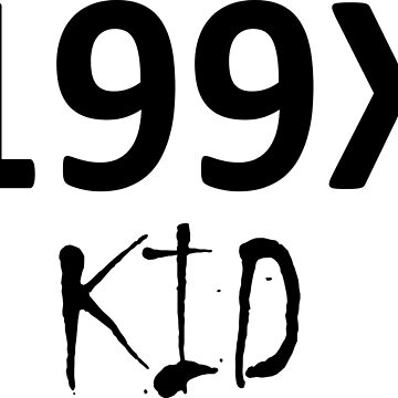199X KID by straiyan