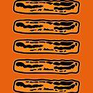 Halloween Bacon Love by electrovista