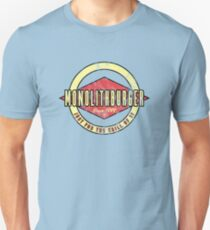 Fat Monolith Burger Unisex T-Shirt