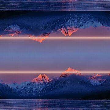 Laserscape by InsertTitleHere