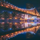 City Lights New York City by Vivienne Gucwa