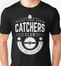 Pokemon Go - Catchers Club - Pallet Town - Pikachu Ash Misty Unisex T-Shirt