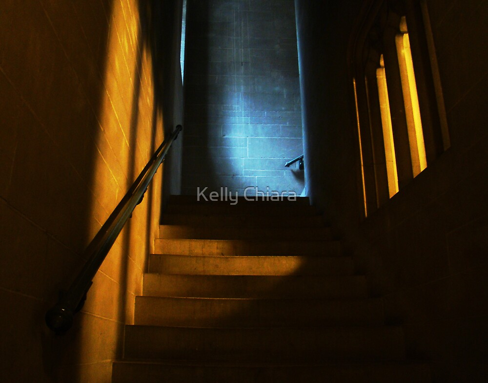 You Go First! by Kelly Chiara