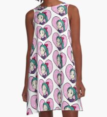 Kawaii Bulma A-Line Dress