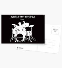 avenged sevenfold Postcards