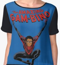 The Amazing Childish Gambino  Chiffon Top