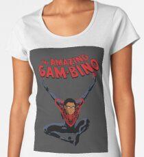 The Amazing Childish Gambino  Women's Premium T-Shirt