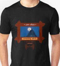 """Zekko Arashi Ryu """"Remaining Spirit"""" Unisex T-Shirt"""