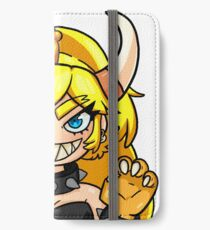 Bowsette - Peach Edition iPhone Wallet/Case/Skin