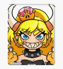 Bowsette - Peach Edition iPad Case/Skin