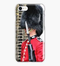 Queens Guard HDR iPhone Case/Skin