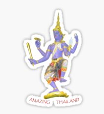 Thai Statue t Sticker