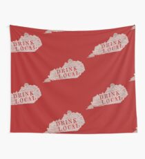 Kentucky drink local craft beer design Wall Tapestry