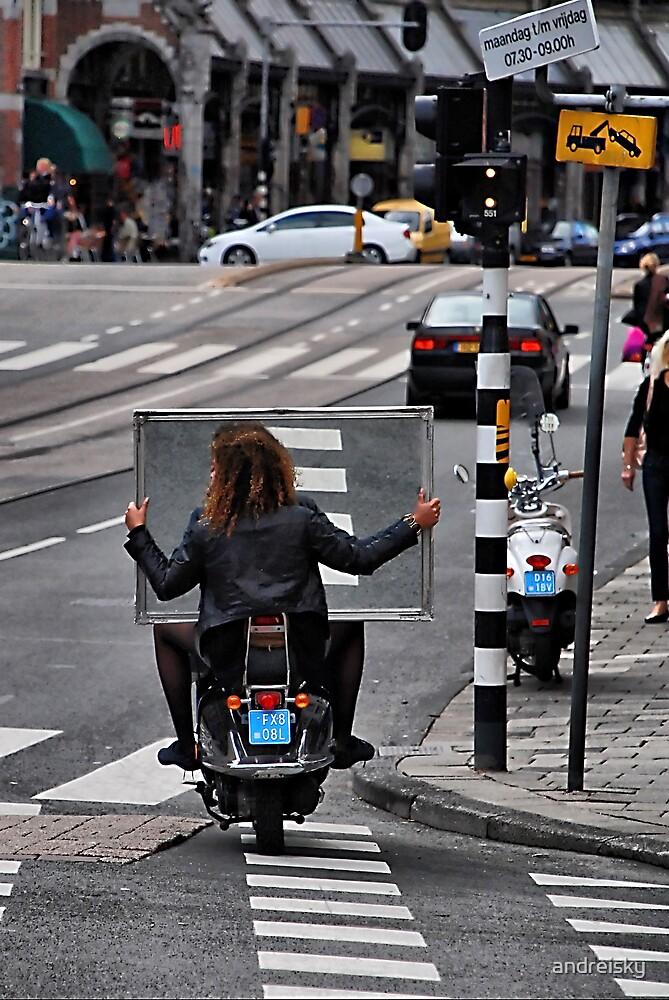 Transportation by andreisky
