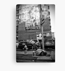 Urban Angel Canvas Print