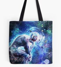 The Mystery Of Ourselves Tote Bag