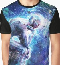 The Mystery Of Ourselves Graphic T-Shirt