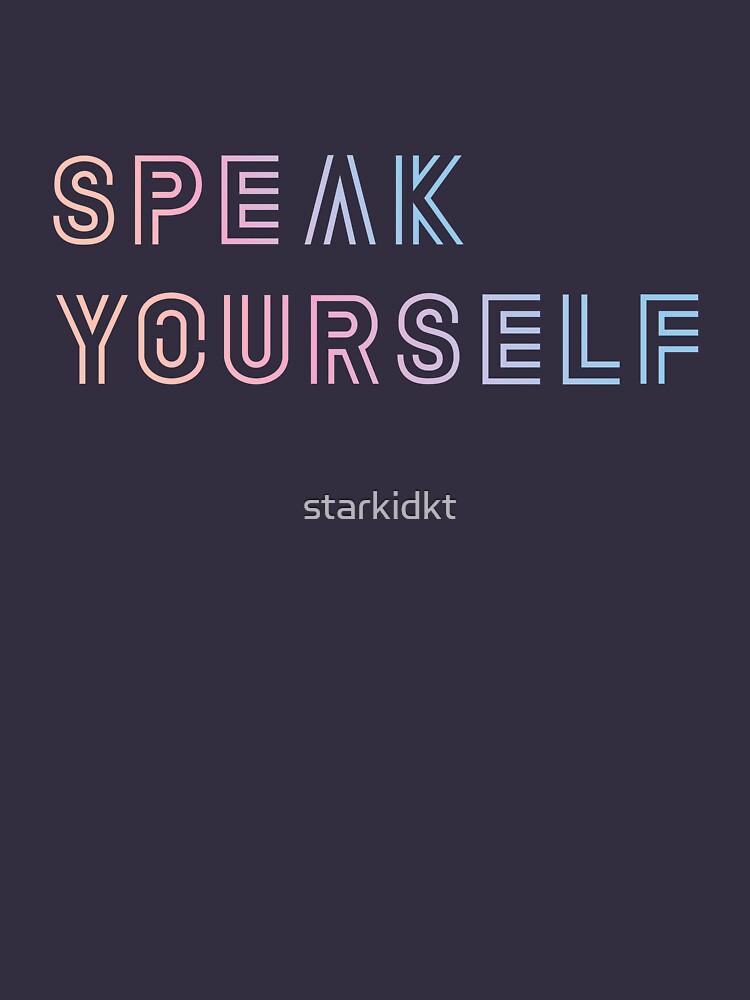 BTS Speak Yourself - Farbverlauf (mehr Farben verfügbar) von starkidkt