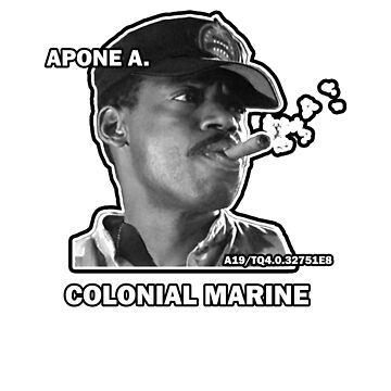 Sergeant Al Apone Aliens  by quickelement