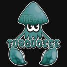 Team Turquoise - Inkling by LuAnne Boudier
