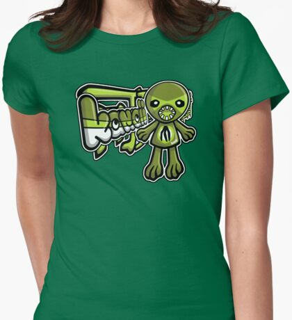 Monster Mascot Tag T-Shirt