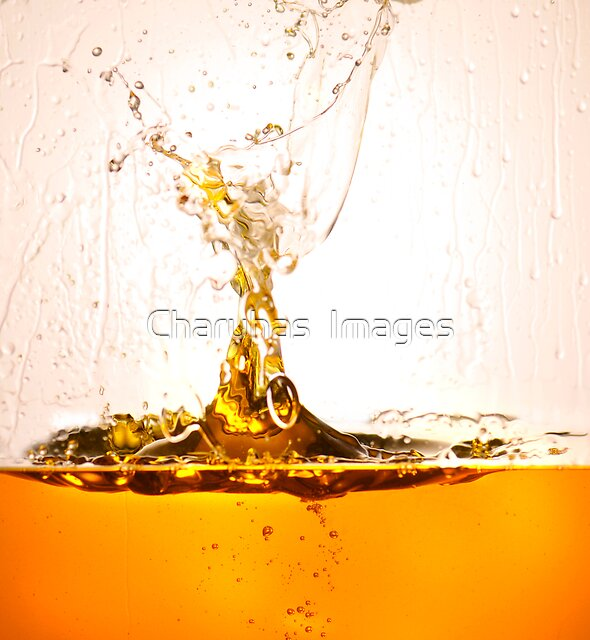 Oil Splash 2 by Charuhas  Images