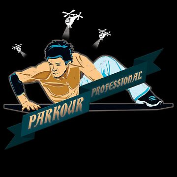 Parkour professional by mtsdesign