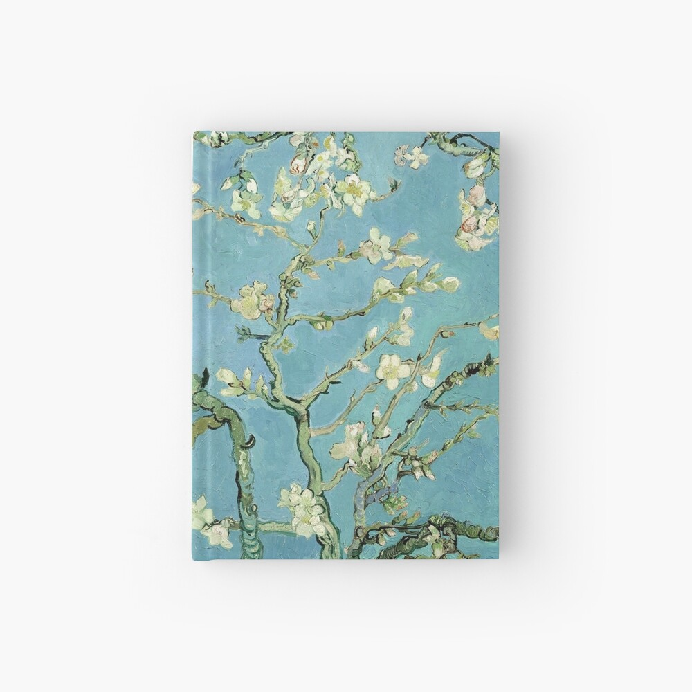 Van Gogh Mandelblüten Notizbuch