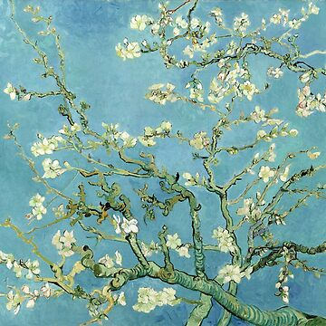 Van Gogh Almond Blossoms by Greenbaby
