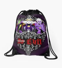 Mochila saco Tres villanos sabios (púrpura)