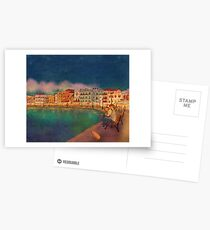 Chania, Crete, Greece  Postcards