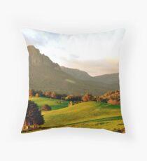 photoj Tas Mt Roland Throw Pillow