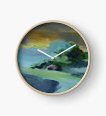 Red House New Clock