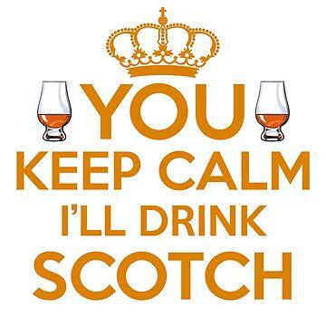 Scotch by 0815-Shirts