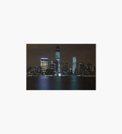 New York Skyline Art Board