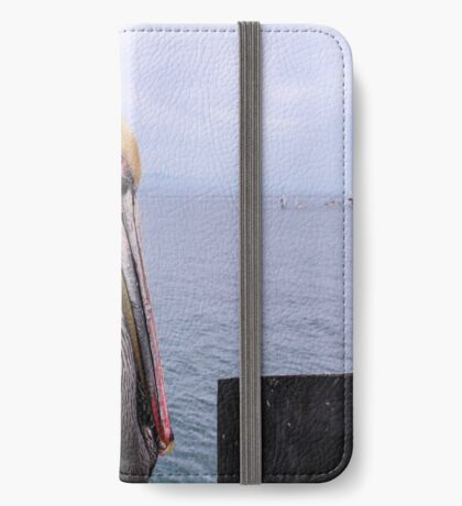 Pelecanus Thagus iPhone Wallet