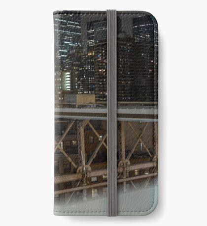 Jungle of Steel iPhone Wallet